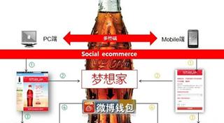 可口可乐昵称瓶:新浪微博定制化一站式购买