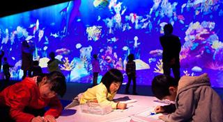 迪尔希: 画画水族馆