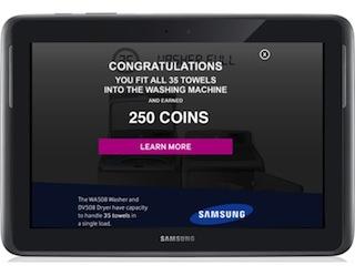Samsung: WA508洗衣机无线富媒体解决方案