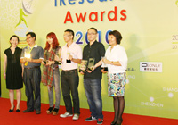 2010艾瑞效果营销奖之社区口碑营销类