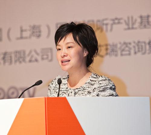 上海东方卫视主持人叶蓉主持2011中国网络视