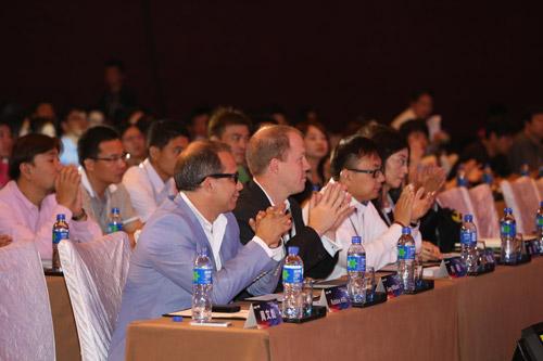 2013中国第一届广告技术(Ad Technology)峰会直播花絮(二)