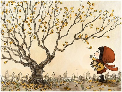 《亲亲木朵》一系列高清壁纸