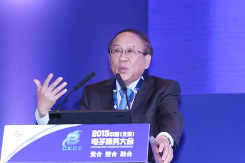 图为Intel副总裁 Intel中国研究院院长方之熙