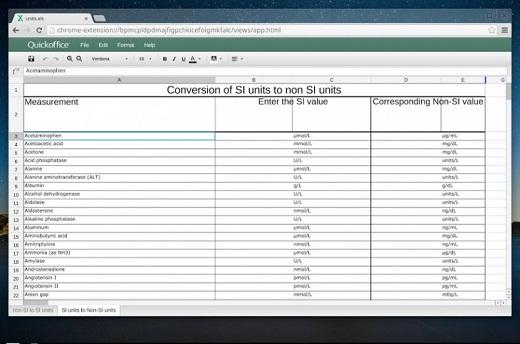 最新版Chrome OS加入Word和Excel编辑功能 直指微软