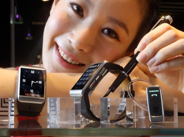 三星官方确认 9月4号会有智能手表高清图片