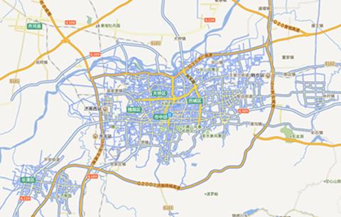soso街景地图发布8月特别版本 济南,青岛,呼和浩特上线