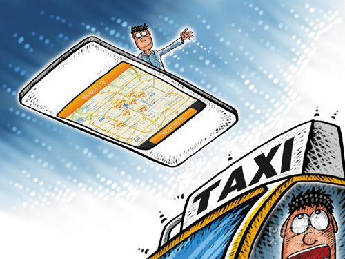 艾瑞咨询:2013年8月手机打车应用日均订单达34万 嘀嘀打车占六成