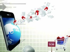 艾瑞咨询:2013年移动购物市场交易规模1676.4亿元,渗透率增长迅速