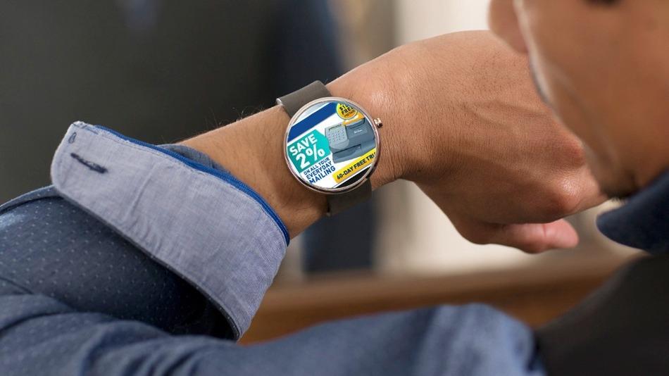 索尼的智能手表在今年将会开始加入广告.但事实上,智能手表高清图片
