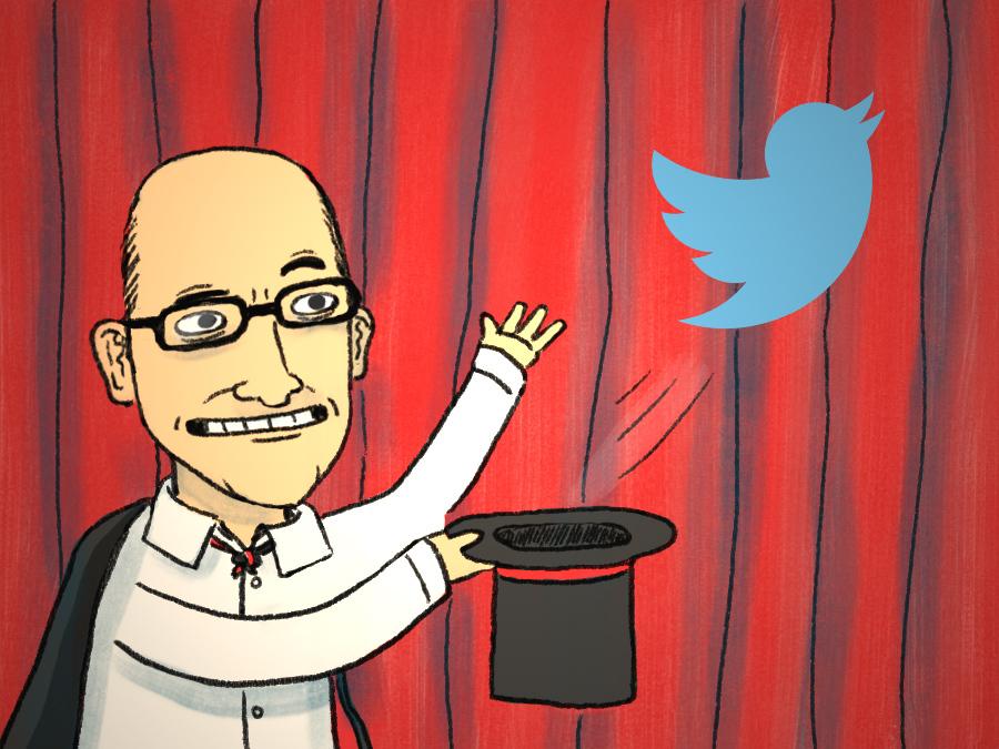 Twitter CEO���������ȶ��ķ�չ�������ڳ��ھ����гɹ�