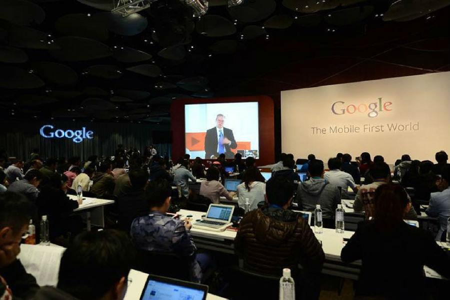 Google董事长施密特:是亚洲发明了移动互联网 - Links - 天韵--Links