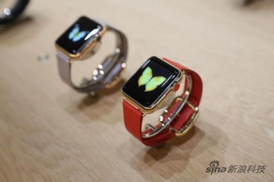 Apple Watch Edition版