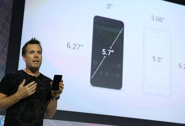 谷歌加倍下注移动设备 欲缩小与苹果差距