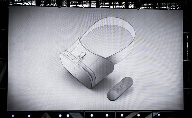谷歌Daydream移动VR系统