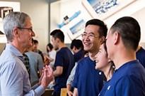 中国市场苹果占有率降至第五 华为排名第一