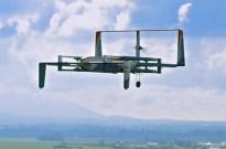 亚马逊无人机新专利:未来包裹或将投递至路灯杆