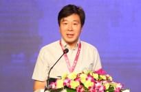 中国电信创新业务事业部副总经理陈力致辞