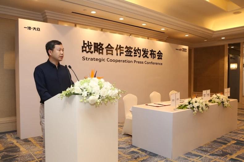 阿里巴巴集团阿里妈妈事业部总裁朱顺炎在发布会上致辞.JPG