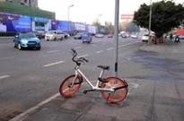 共享单车占道停忙坏交警 绿色出行准备好了吗?