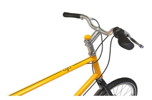 "ofo 与700Bike合作车型曝光,推居民单车""城市大共享""计划,年底连接100万辆车"