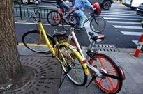 共享单车成