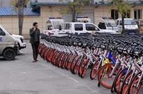 共享单车扎堆出现需考虑城市容纳量:乱停乱放仍是难题