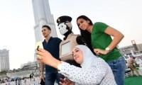 全球首个机器警察迪拜上岗,精通6国语言可识别感情