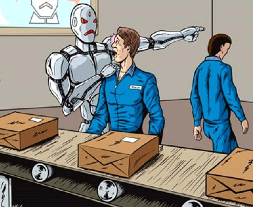 """人工智能越来越聪明了 它会不会重演""""农夫与蛇""""的故事?"""