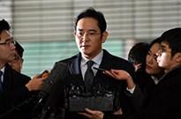 李在镕被调查15小时 特检组考虑批捕更多三星高管