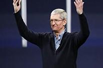 苹果股价创历史新高 市值逼近7000亿美元大关