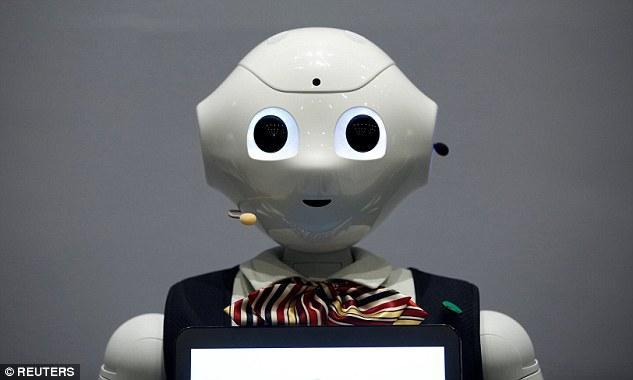 具有感情、文化和认知的机器人即将诞生