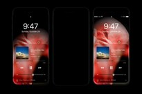 OLED+暗黑模式+黑色机身iPhone 8 美哭了!