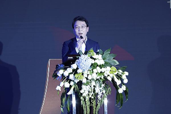 长安马自达汽车有限公司销售分公司市场部总监祝振宇.JPG