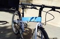 摩拜单车最早是蓝色的,而且有一个又土又难听的名字
