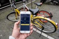 """共享单车上演""""圈地运动"""" 大批App将上线扫一扫骑车"""