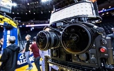 用VR看NBA直播到底是怎么转播的?