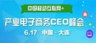 产业电子商务CEO峰会