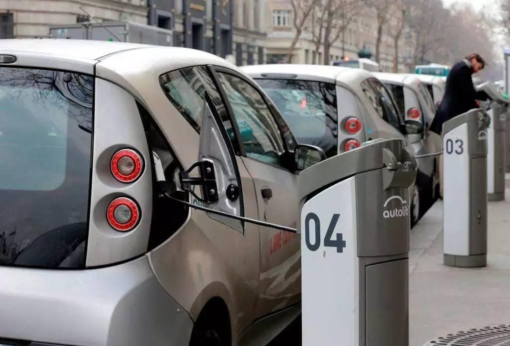 共享经济迅猛 共享汽车美好愿景下的现实又