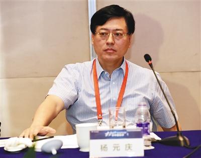 联想集团董事长兼CEO杨元庆。图/视觉中国