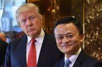 马云赴美吸引中小企业入驻阿里平台 兑现对特朗普承诺