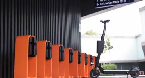 共享电动滑板车兴起街头投放2万辆 一小时收费接近10元!
