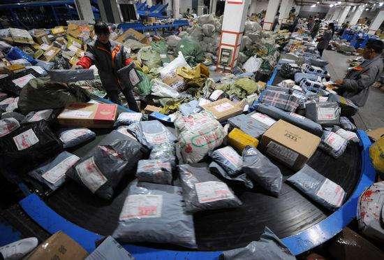 2016年中国快递达312亿件 垃圾的伤害到底有多大