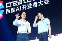 李彦宏回呛马云:AI大会上没有竞争对手,只有伙伴