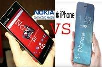诺基亚8还是iPhone 8 谁能成为今年最佳智能手机?