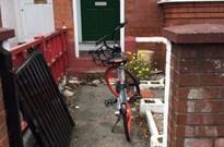 共享单车成英国人素质照妖镜:至少两辆摩拜被扔河底