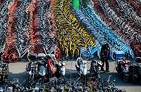 共享单车在中国蓬勃发展 进军美国或遇强烈阻击
