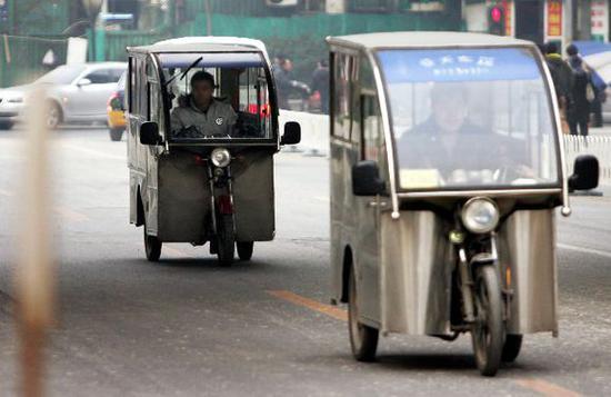 共享单车冲击下最大的受害者 三