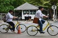中国共享单车进军东南亚 日媒:不毛之地寻出路