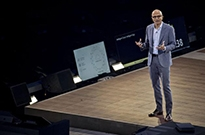 微软CEO:科技公司需要加强自律 不要担心监管